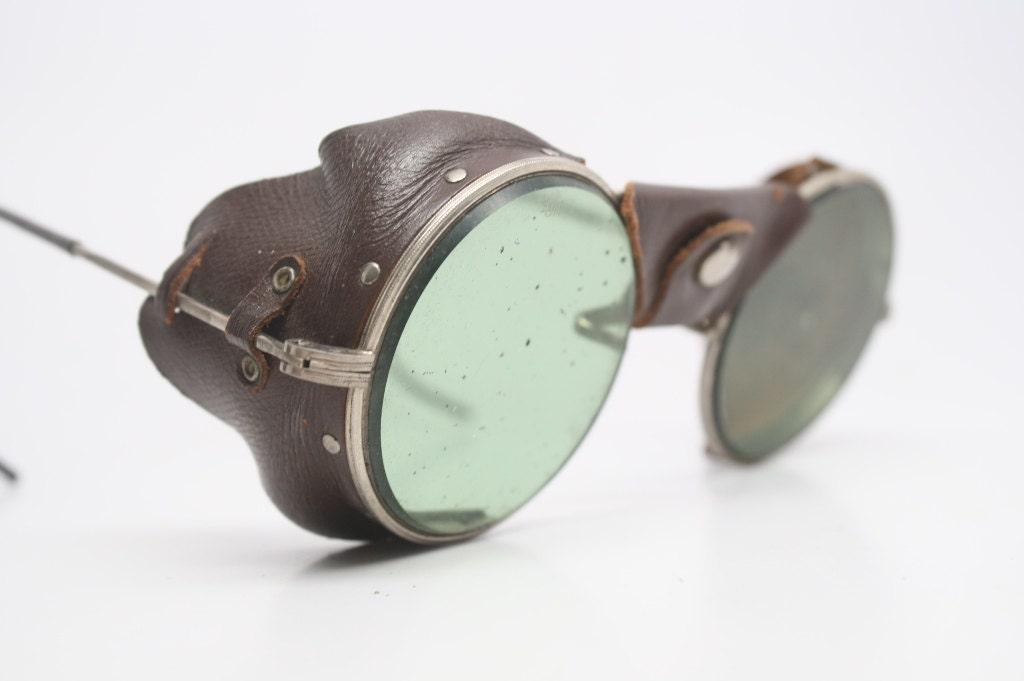Safety Glasses Vintage eyeglasses vintage Eyewear by ...