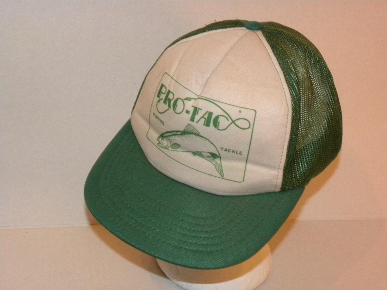 Pro-Tac Truker Hat Vintage - KaysCuriosities