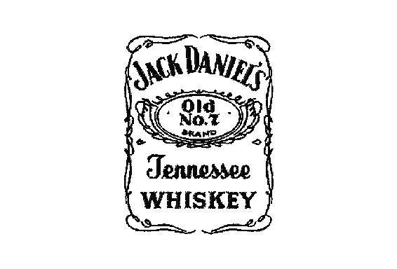 Items similar to jack daniels machine embroidery