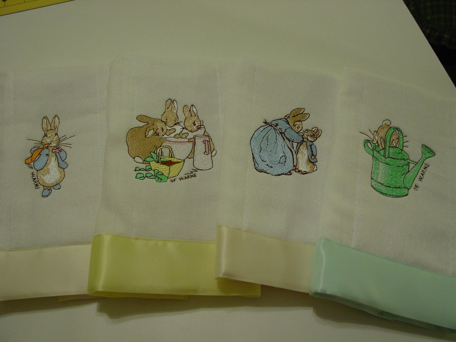 Beatrix Potter Baby Gifts Australia : Beatrix potter s peter rabbit baby burp by