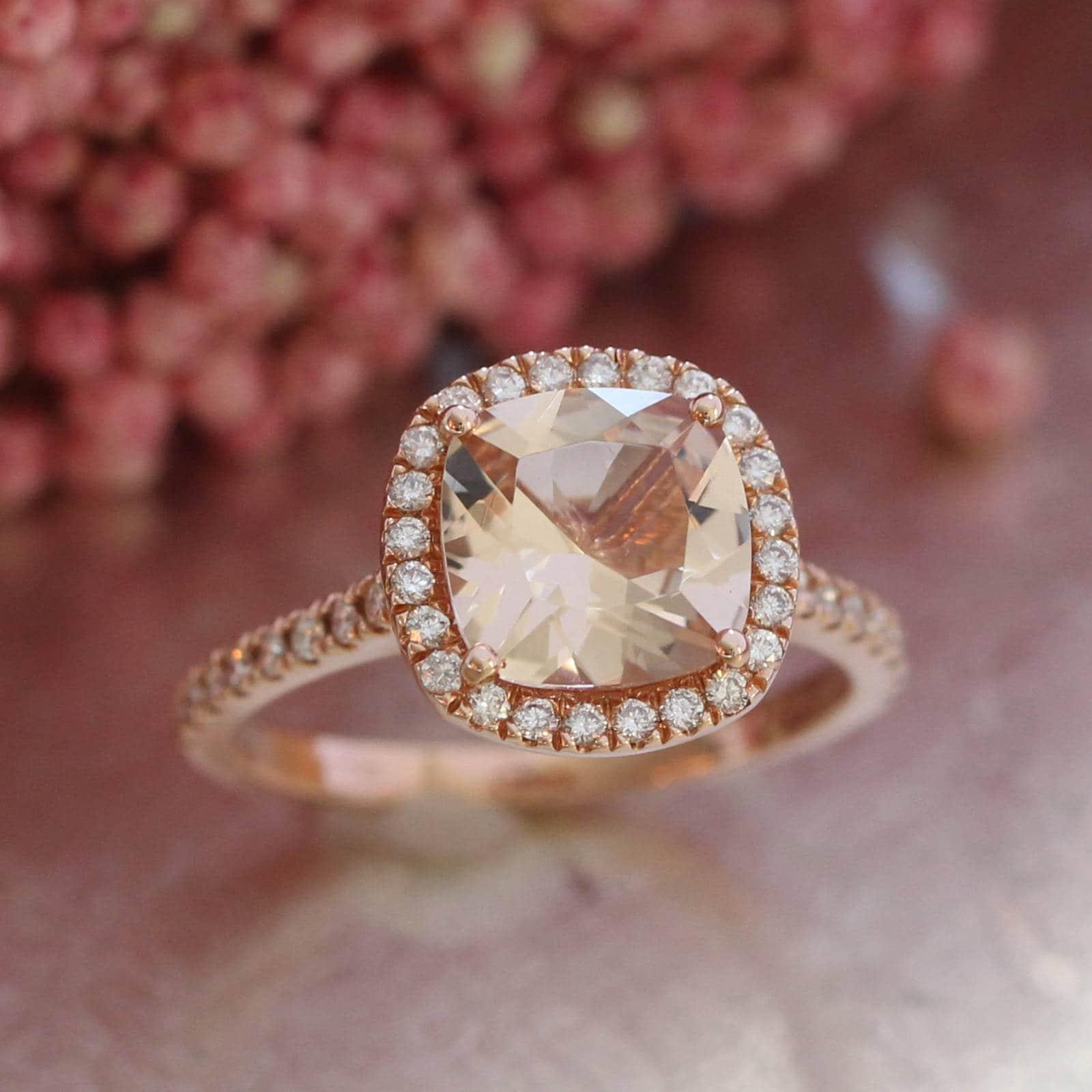 Wedding Star 6011 Toasting Flutes  Rose Gold Diamond Glitter