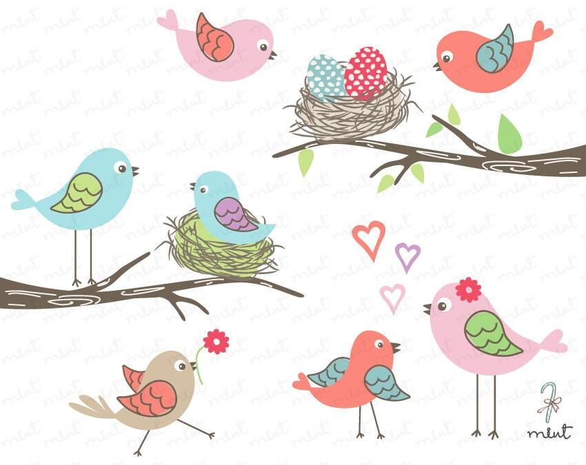 Love Birds Digital Cli...