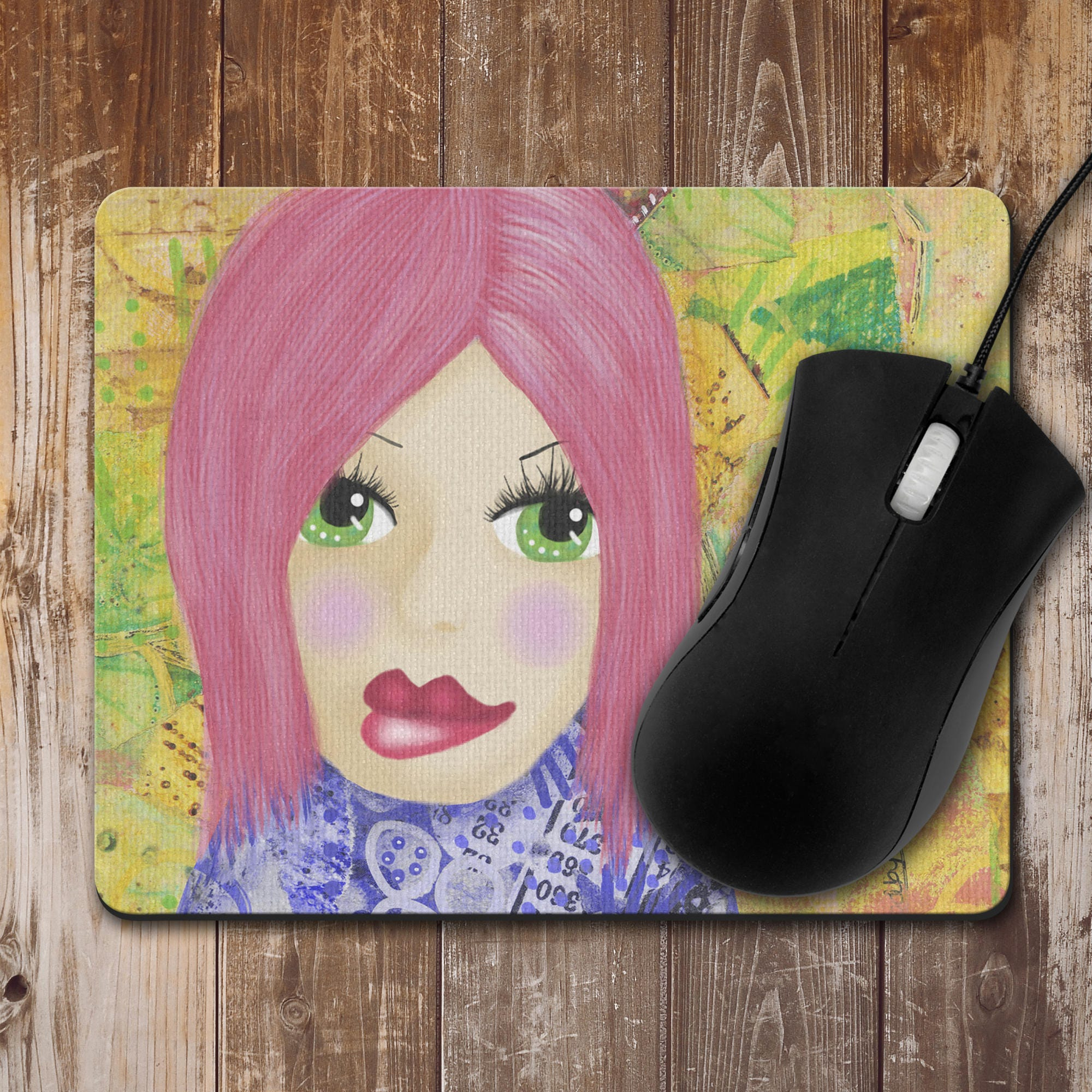 mouse pad mousepad mouse mat new home gift unique mousepad new house gift cute mouse pad art gifts desk accessories office decor