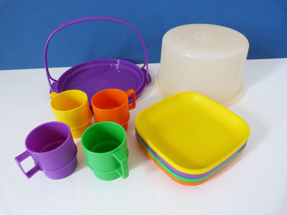 Tupperware tea set childrens