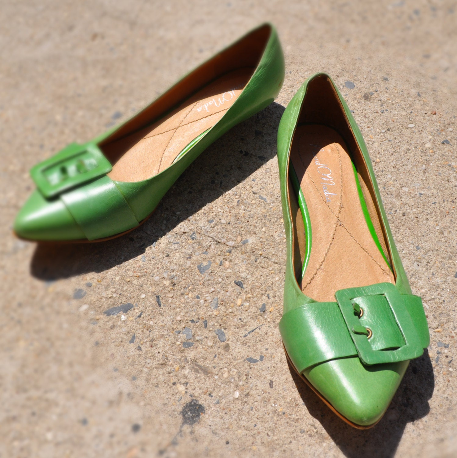 Ridiculously adorable vintage shoes