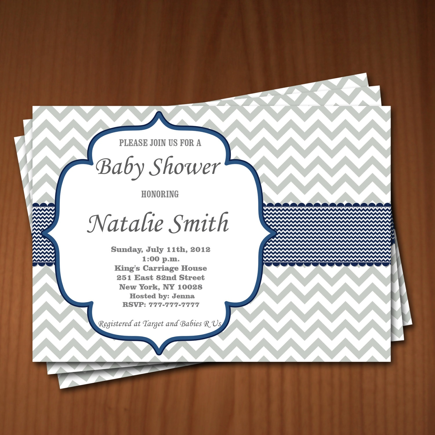 Baby Shower Invitations, Printable Baby Shower Invitations