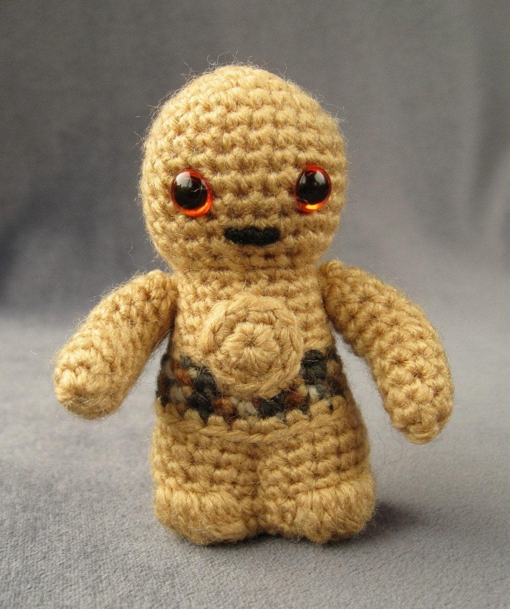 Free Yoda Amigurumi Patterns : AMIGURUMI STAR WARS CROCHET PATTERNS Crochet Patterns Only
