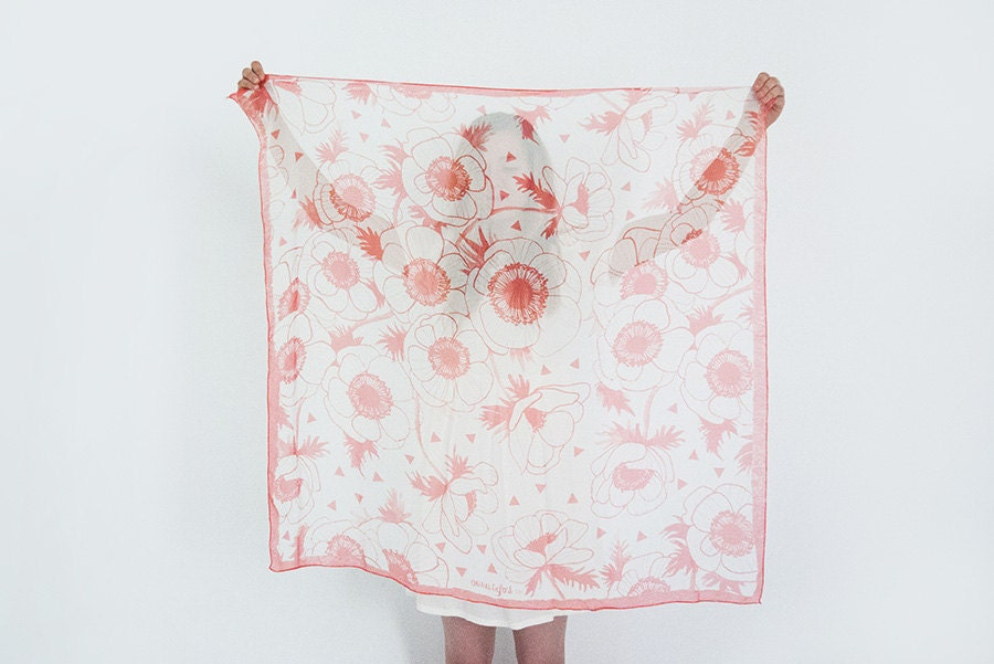 Anemone Scarf - oanabefort