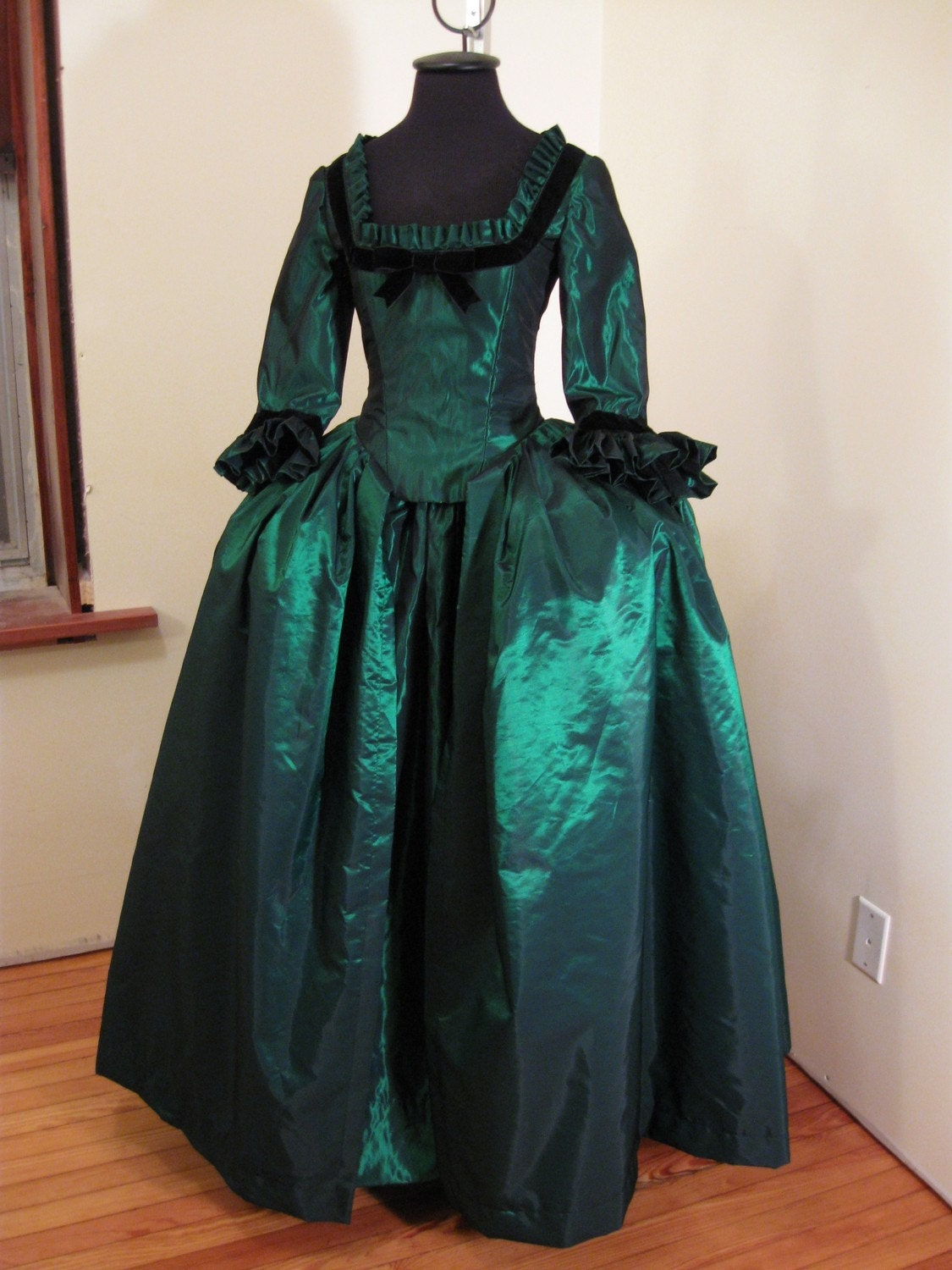 mistress du barry gown