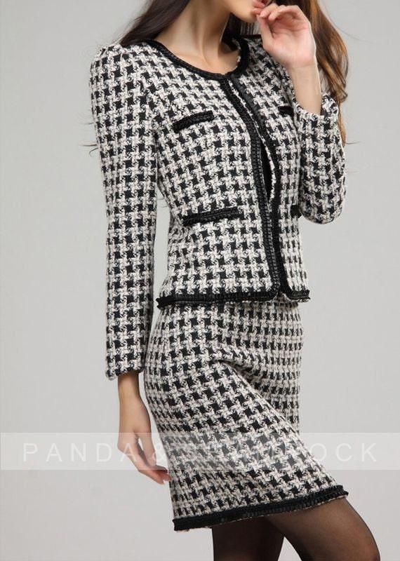 classy/women clothing/jacket/dressr/fit/custom made/wool/autumn/winter