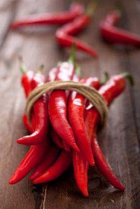 Organic Heirloom Long Red Cayenne Pepper Seeds - MoonlightMicroFarm