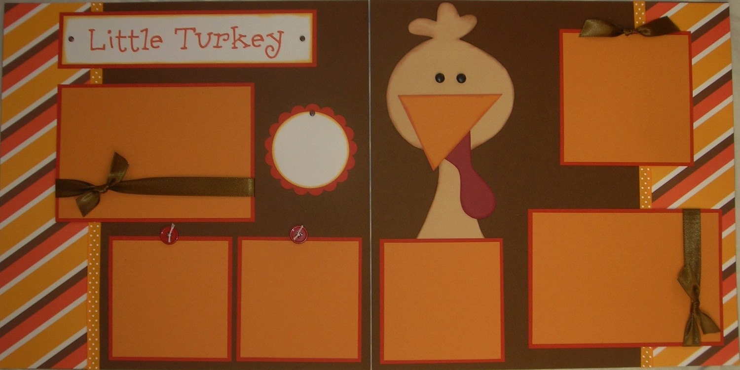 Scrap book pages - 29 Best Images About Thanksgiving Scrapbook Pages On Pinterest Shopping Thanksgiving And Paper