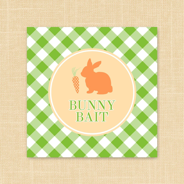Gorgeous image for bunny bait printable
