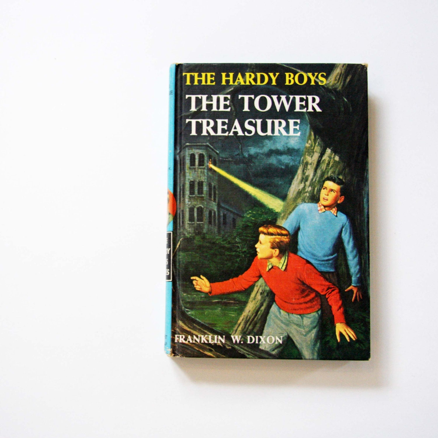 Welcome to The Hardy Boys Online.