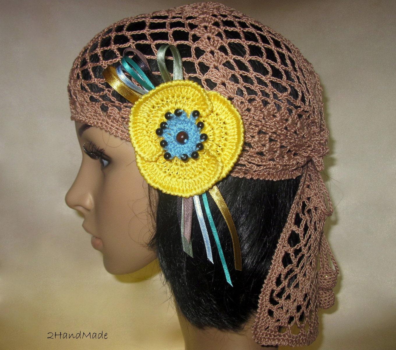 Free Crochet Patterns For Dreadlock Hats : Crochet Dreadlock Hippy Hat Pattern Free Patterns For ...