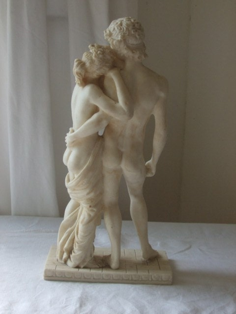 il 570xN.356746157 e6lh Absolutely beautiful vintage French nude statue ..... Paris apartment.