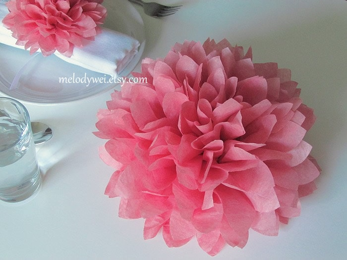 Tissue paper flower table decorations photograph centerpie centerpieces 9 tissue paper flowers good for table decoration mightylinksfo