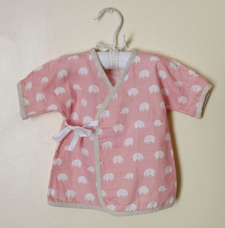 Japanese Kimono Style Baby Clothing By Hideandseekbrooklyn On Etsy