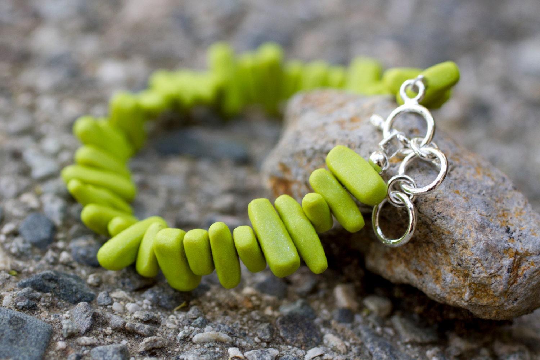 Grassy Knoll Adjustable Bracelet - UNBOUNDstyle