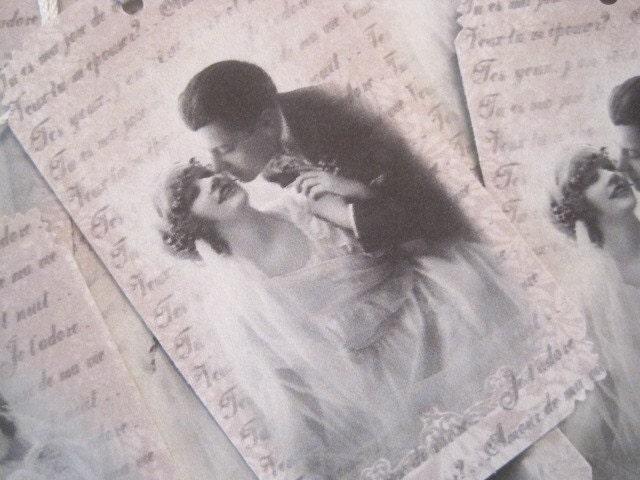 Vintage French Wedding Gift