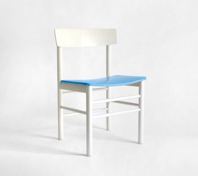 Vintage Danish Farstrup Chair - Mid Century, Modern, Dining, Retro, Eames - Hindsvik