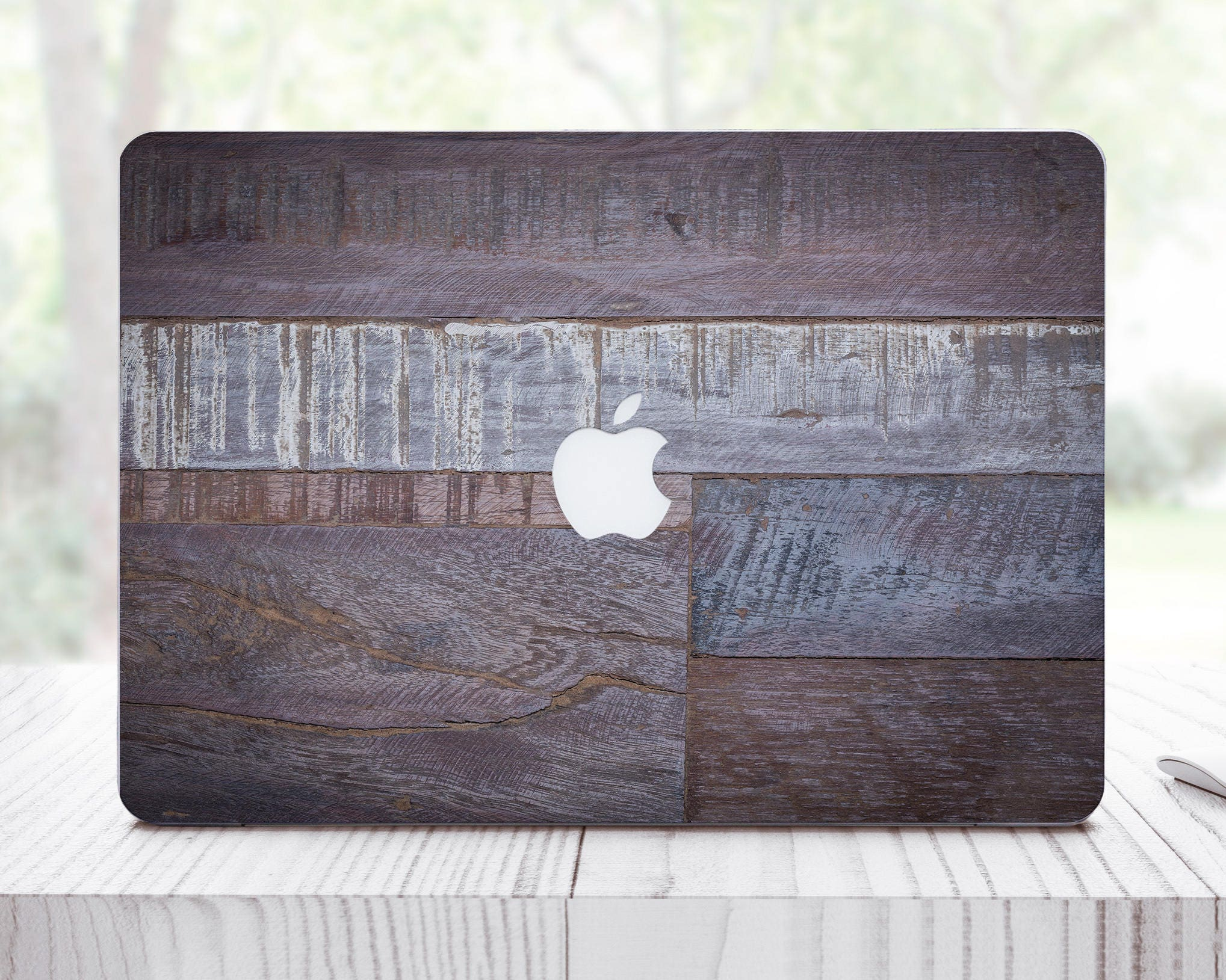 Wooden Sticker For MacBook Air 11 Sticker Mac Pro 15 Inch Sticker MacBook Pro Sticker 13 Inch Apple MacBook Skin MacBook Pro Retina ES0032