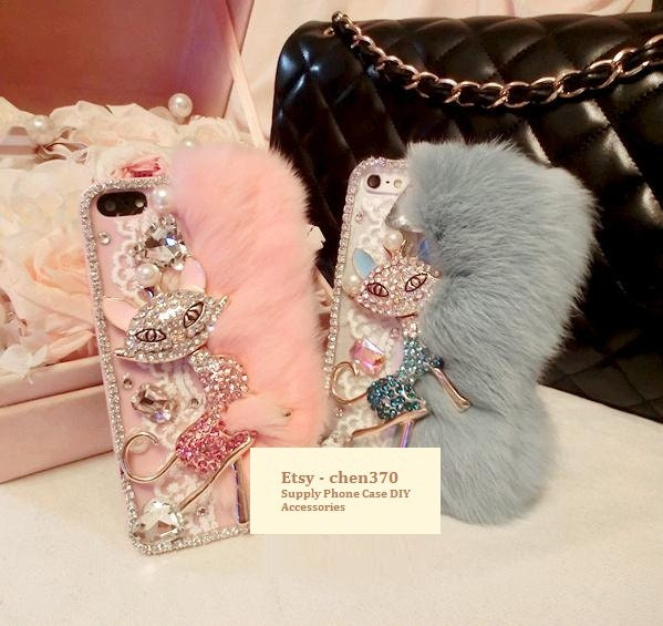 diy rhinestone phone case - photo #20
