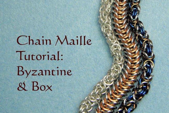 CHAIN MAILLE JEWELRY PATTERNS : CHAIN MAILLE - ACRYLIC JEWELRY