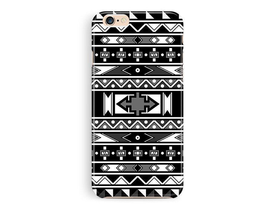 Aztec Phone case Fall phone cases boho chic boho phone case ethnic phone case hipster iphone case tribal phone case monochrome iphone