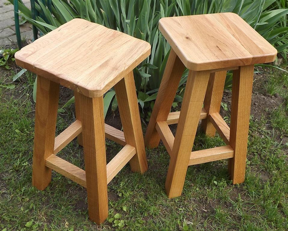 Reclaimed wood bar stool Solid oak by EastabrooksTreeWorks : il570xN464155925swxo from www.etsy.com size 570 x 457 jpeg 105kB