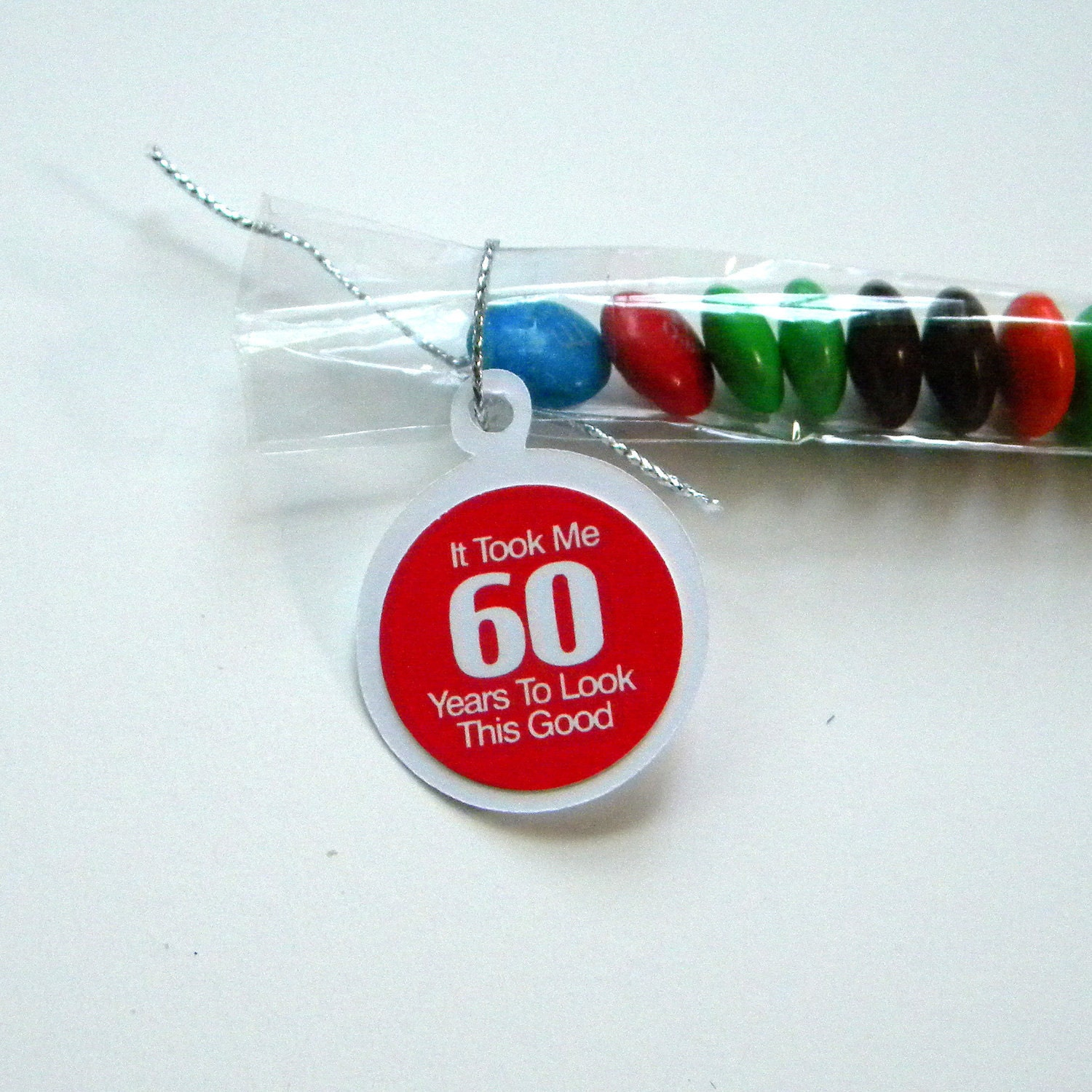 60th Birthday Party Favors - It Took Me 60 Years to Look This Good ...