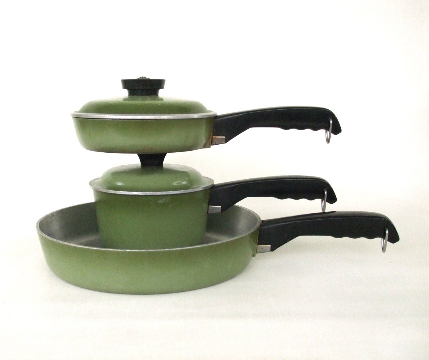 Vintage Club Aluminum Cookware Skillet Sauce By