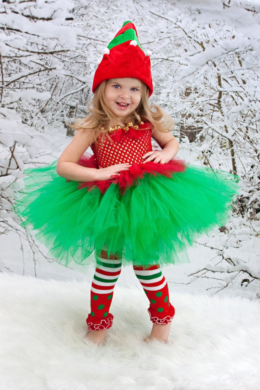 Новогодние наряды для девочек своими руками