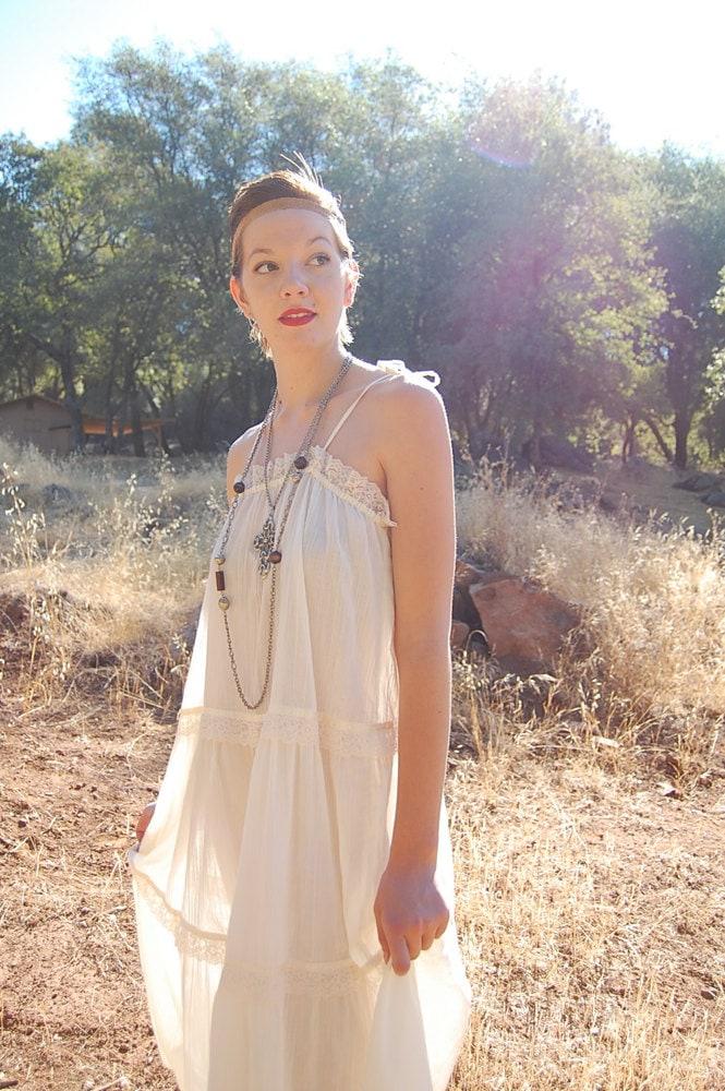 Vintage Prairie Dress eBay