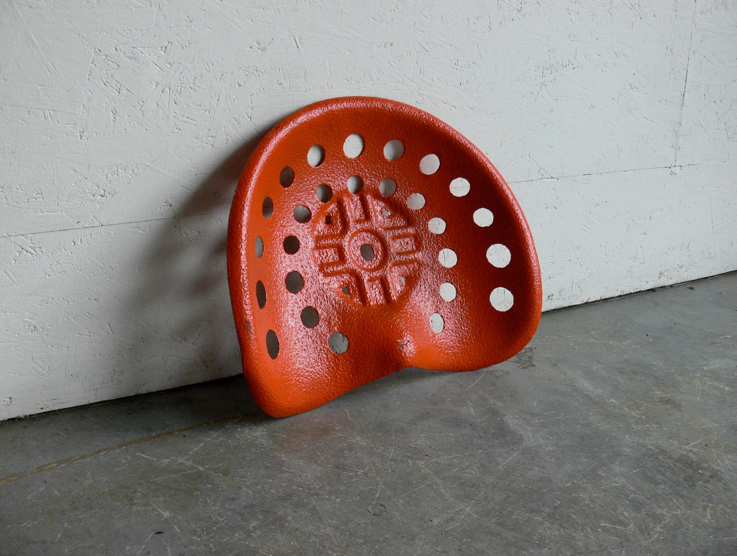 Used Metal Tractor Seats : Reserved vintage metal tractor seat by comod on etsy