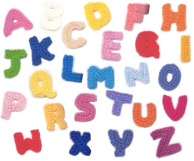 Valentine Amigurumi Free Pattern : Crochet Alphabet