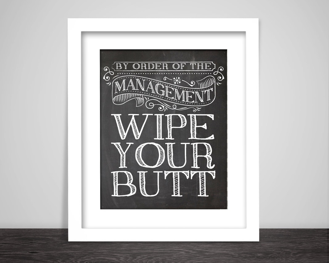It's just an image of Selective Printable Bathroom Quotes