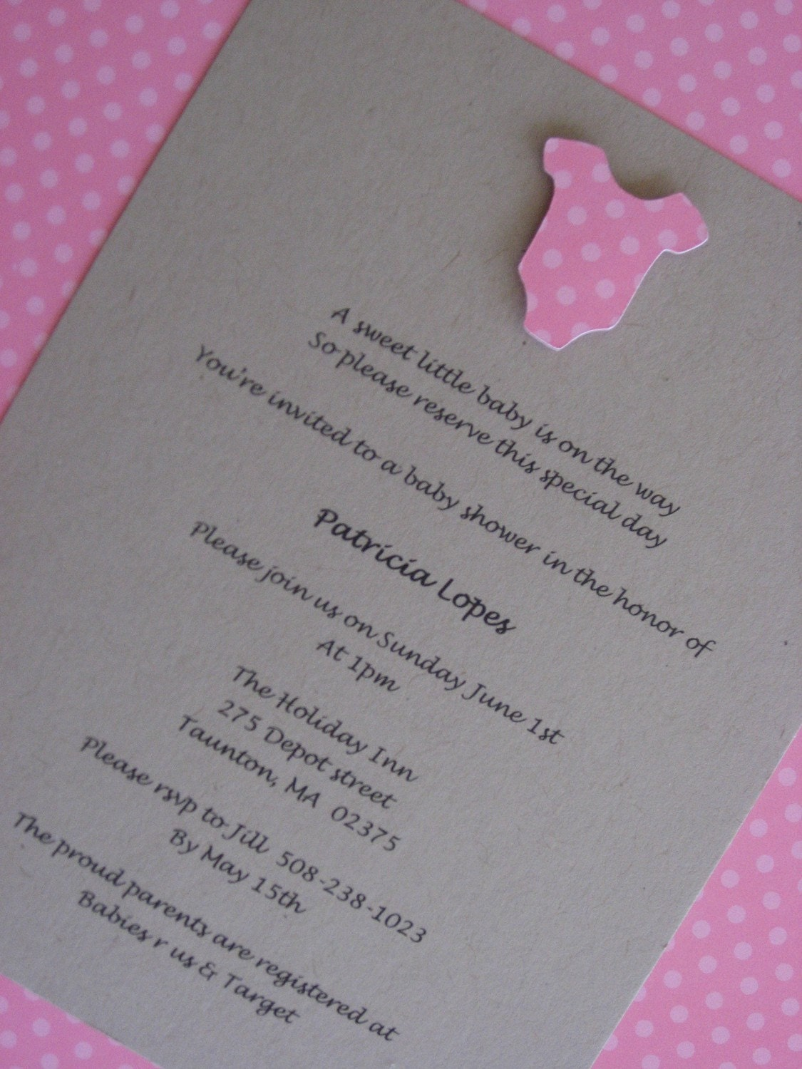 custom onesie baby shower invitations by designstoinvite on etsy