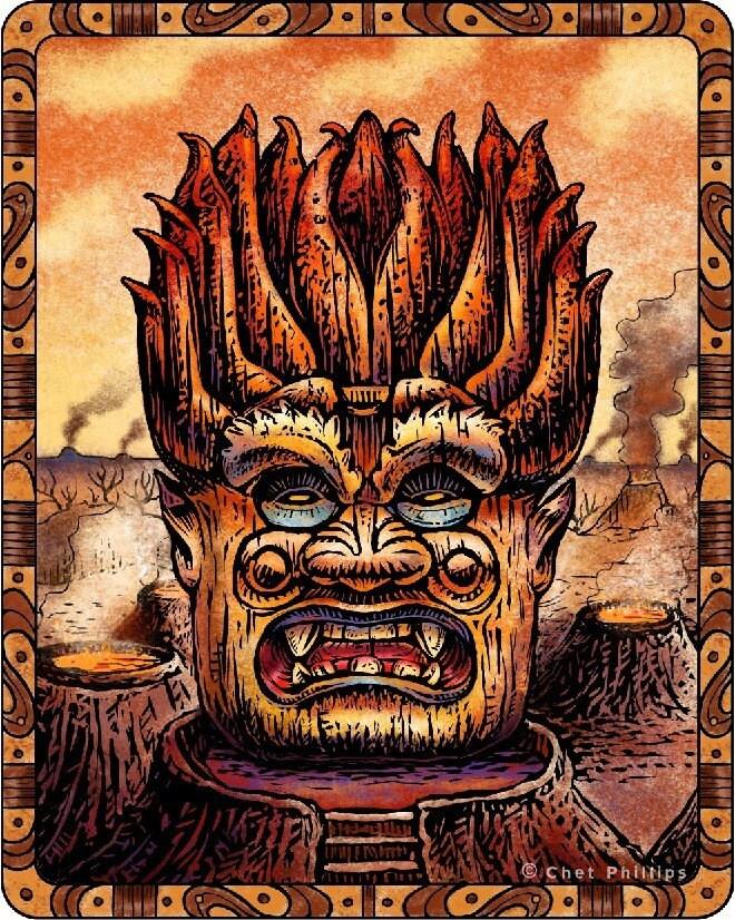 Names of tiki god s names of tiki god s http www etsy com listing