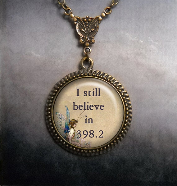 I still believe in 398.2 Fairytales