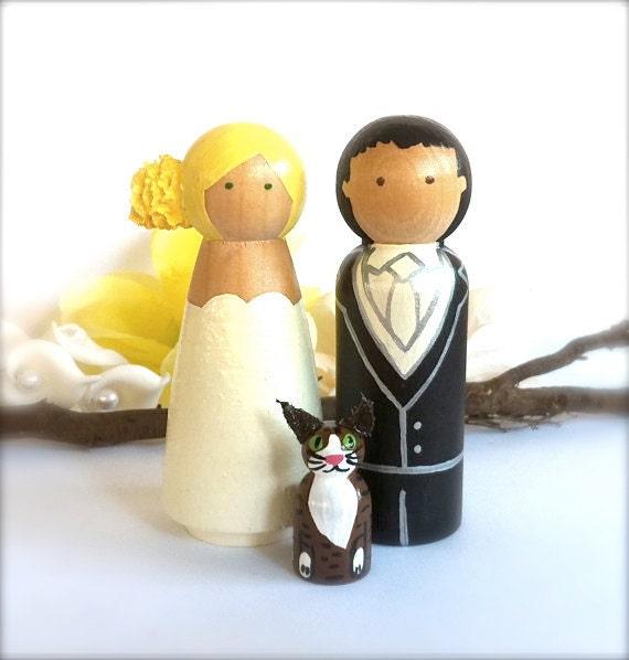 Gwyneth\'s blog: CUSTOM MADE DOG WEDDING CAKE TOPPERS LOOK LIKE YOUR ...