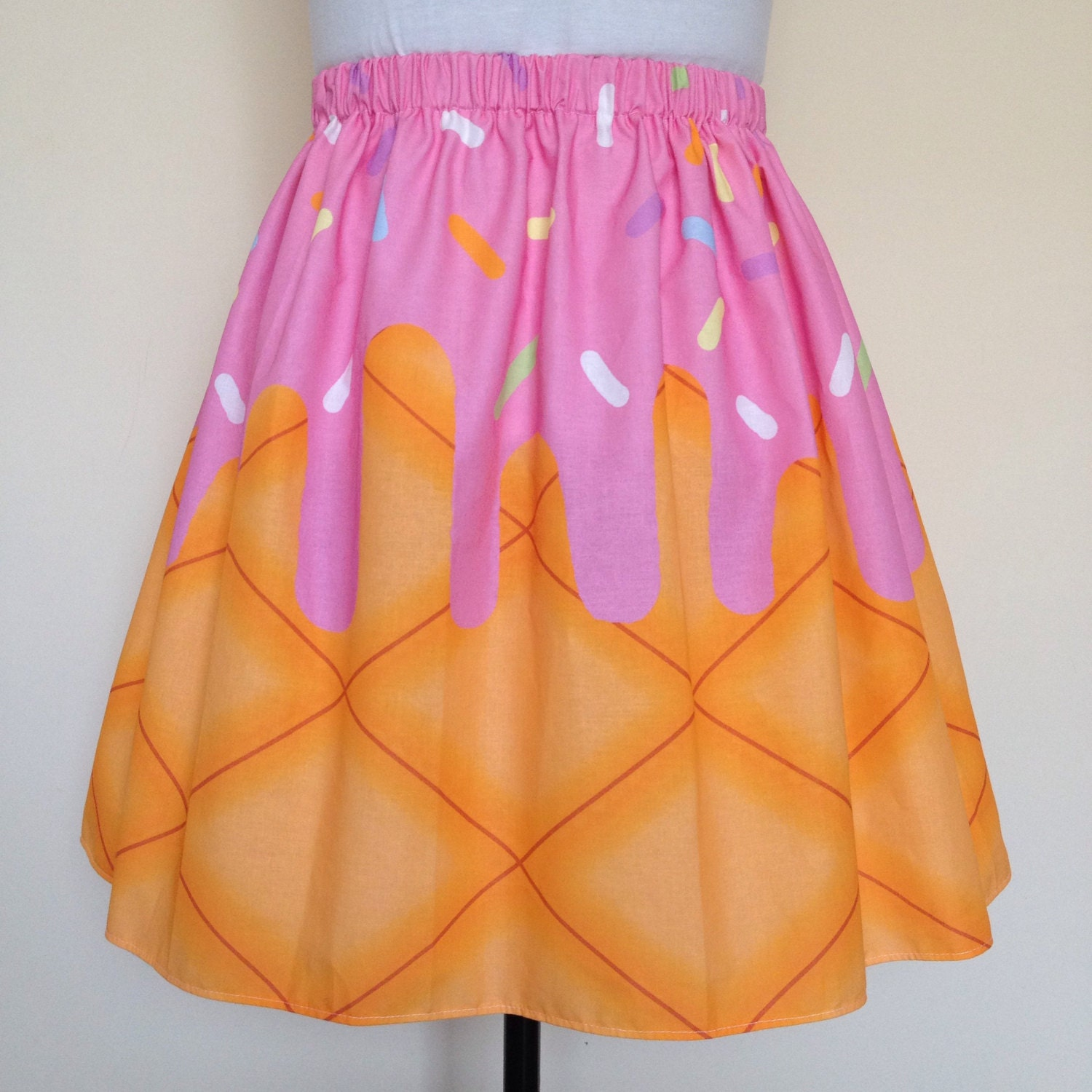 Strawberry Ice Cream Skirt