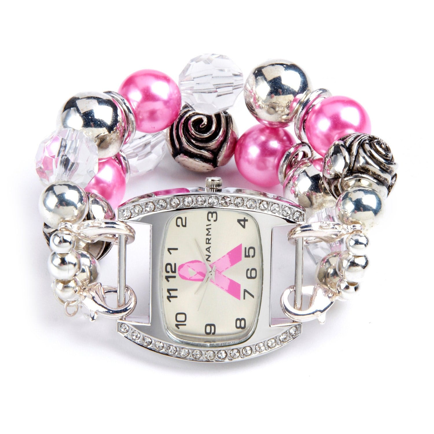 Breast Cancer Awareness Watch | Breast Cancer Awareness Watch | Style