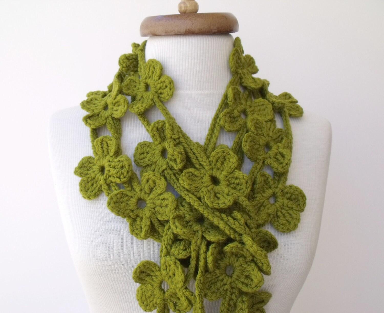 زمستان لوازم جانبی دو روسری سبز بلوم آماده برای پاییز مد های حمل و نقل -- هدیه