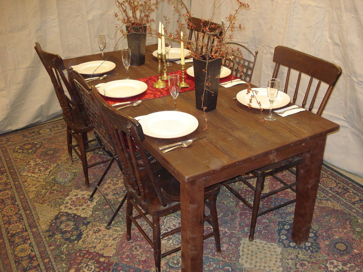 Dining Table Script Dining Table