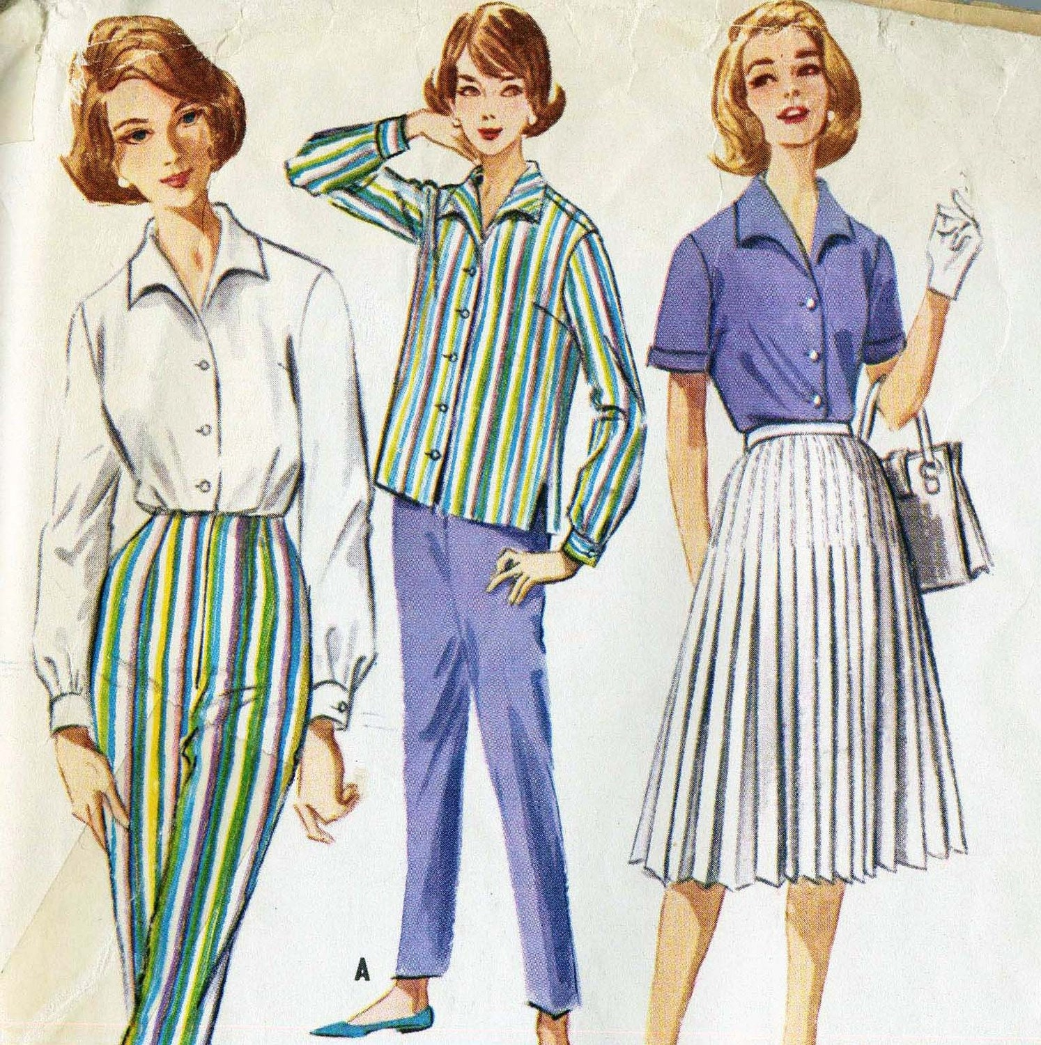 Images of fashion in the 1950s 39