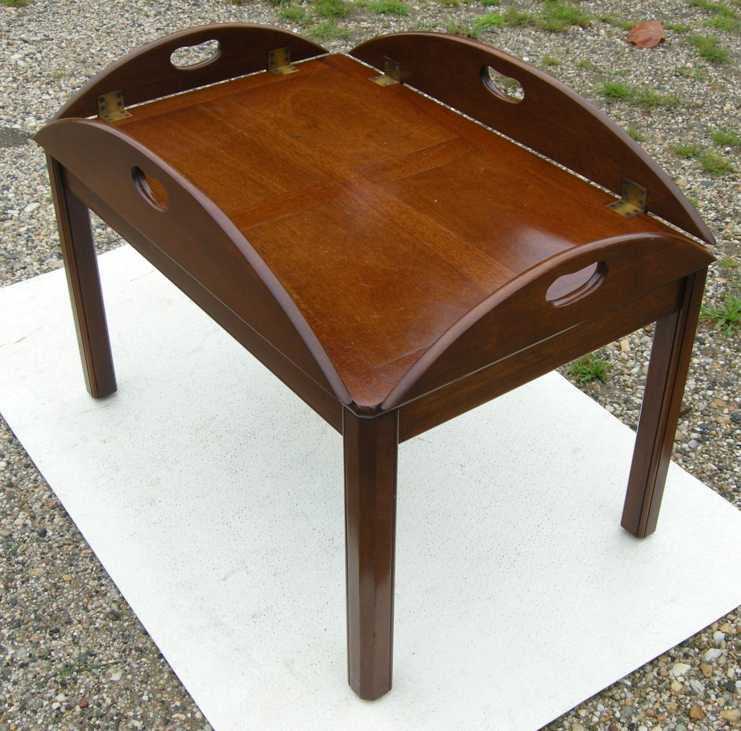 Vintage Butler Coffee Table: Unavailable Listing On Etsy