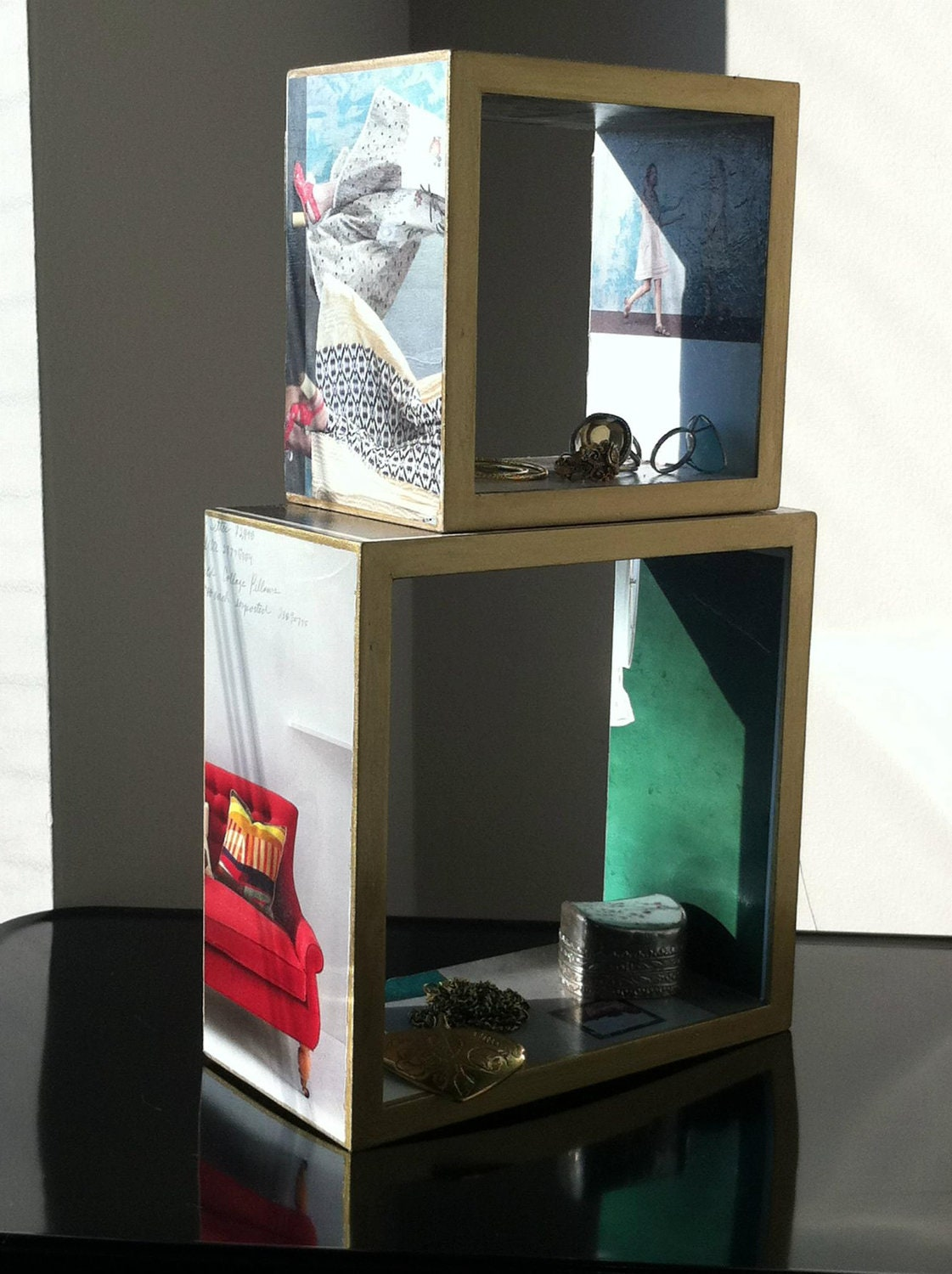 graphic free standing funky hip shelves wall by. Black Bedroom Furniture Sets. Home Design Ideas