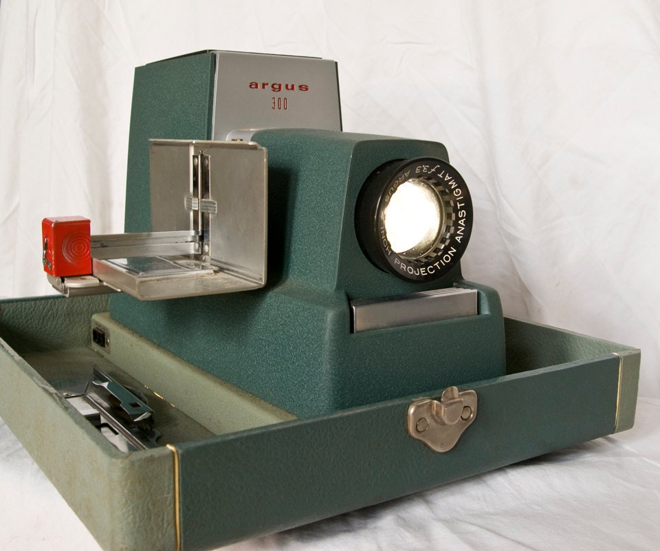 argus 300 slide projector manual