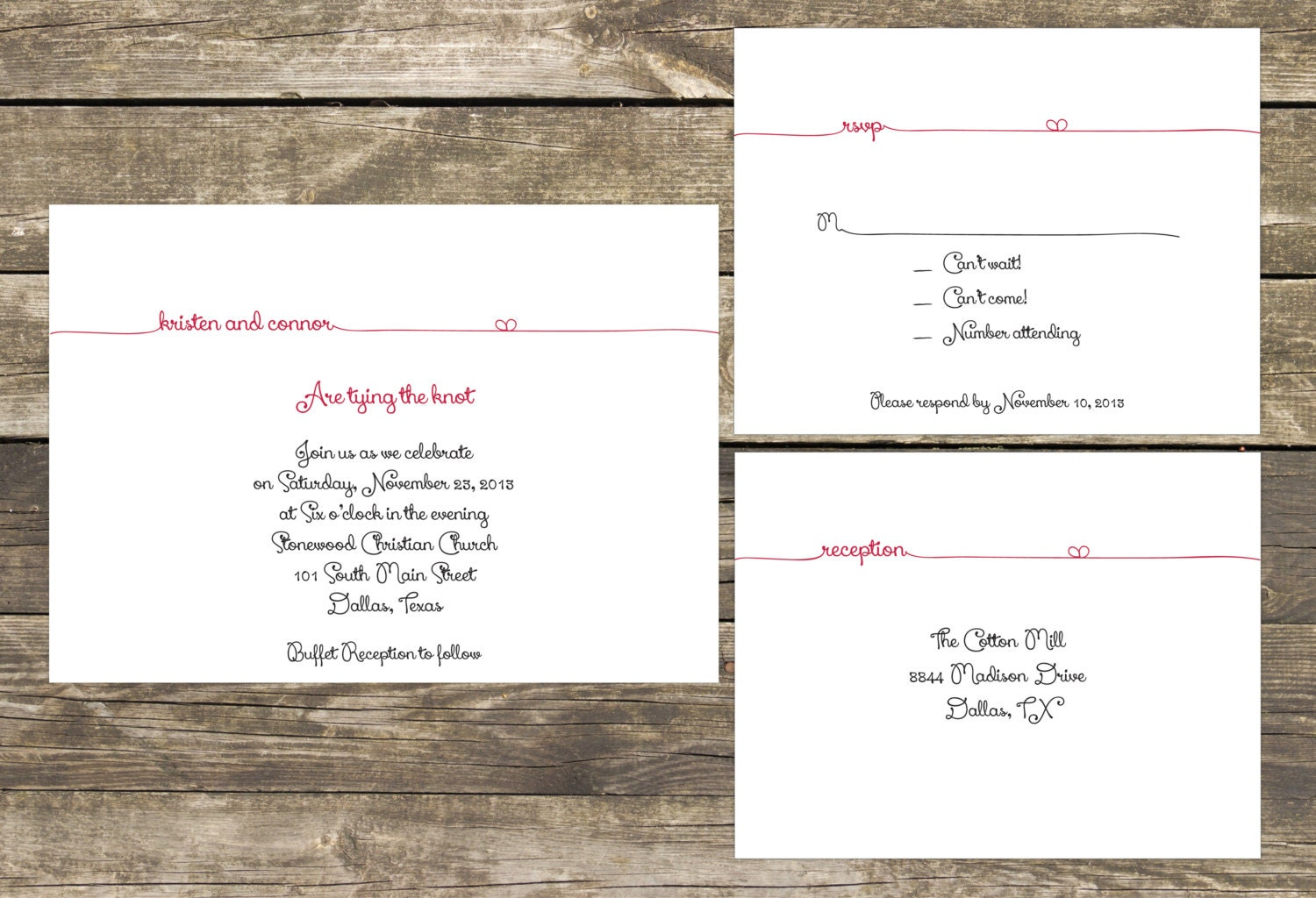 Popular items for tying the knot on etsy for The knot wedding invitation language